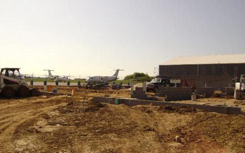 Pentz Hangar